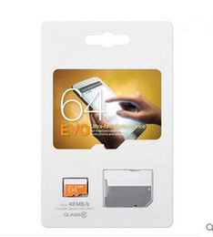 Sd Sdxc Sdhc online shopping - EVO GB Micro SD Card Class UHS SDXC SDHC Transflash TF Memory Card GB w SD Adapter Sealed Package
