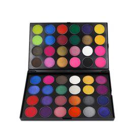 candy powder 2019 - New Fashion 48 Candy Color Matte Eyeshadow Palette Powder Professional Make up Eye Shadow Cosmetics Eyeshadow Cosplay Ma