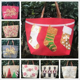 $enCountryForm.capitalKeyWord NZ - New Arrivals Christmas Style Sequin Fashion Bag For Women Handbags Shoulder Bag Female Bolsa Purse Ladies Shopping Casual Totes 9 Colors