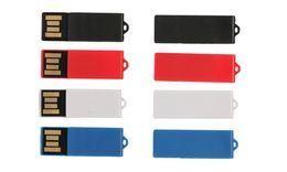 $enCountryForm.capitalKeyWord UK - Paper Clip Custom Mini USB Flash Drive with with OEM Logo 512mb 1gb 2gb 4gb 8gb 16gb 32gb 64gb