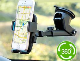 Araba Telefonu Tutucu Kalite Ayarlanabilir Cam Dağı GPS Standı Evrensel Araba Braketi Oto Cep Telefonu Tutucu Araba için