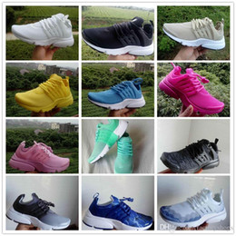 casual green shoes for mens 2019 - 2018 Top quality Prestos 5 Running Shoes for Mens Women Fashion Pure Sports Outdoor Casual Walking Sneakers Size 5.5-12