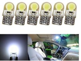 $enCountryForm.capitalKeyWord Australia - T10 W5W Silicone Case COB LED Car Parking Light 501 WY5W Silica Gel LED Wedge Interior Dome Lamp Auto Turn 12V