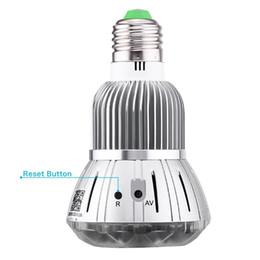 Discount e27 camera - Home Monitoring Bulb Light Wireless IP Camera Wi-fi Mini CCTV Surveillance Camera 2MP Home Security E27 Power Interface