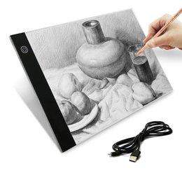 Wrumava ultradünne A4 LED Schreiben Malerei Licht Box Tracing Board Kopieren Pad Zeichnung Tablet Artcraft für Künstler Skizzieren
