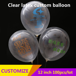 TransparenT ParTy Balloons Online Shopping