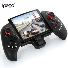 $enCountryForm.capitalKeyWord Australia - iPEGA PG-9023 Joystick For Phone PG 9023 Wireless Bluetooth Gamepad Android Telescopic Game Controller pad Android IOS Tablet PC