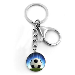 8a151d0c50d russia world cup 2019 - 2018 Russia World Cup Flag Football Keychain Flag  of Russia Metal