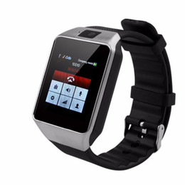Services Electronic Canada - Original DZ09 100% Smart Watch Bluetooth Electronics SIM Card For Camera Android Phone Wearable Devices Dropshiping Dropship Service to USA