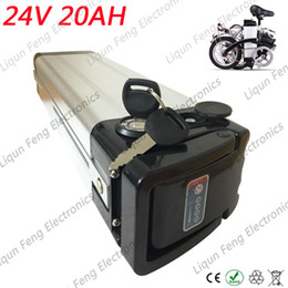 $enCountryForm.capitalKeyWord Australia - Lithium Battery Super Power 24V 20AH lithium ion battery 24V 20AH li-ion Battery Pack fit 500W 350W Motor with 2A Charger BMS