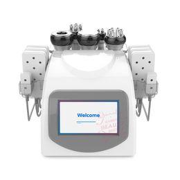 $enCountryForm.capitalKeyWord Canada - Top Seller 650nm Lipo Laser slimming 40K Cavitation Vacuum RF Salon Cellulite Removal Body Slimming Spa Beauty Machine