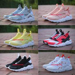 Runing shoes men spoRt black online shopping - Hot sell Runing Shoes  Huraches Men Women Sneakers 19b6c19be