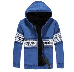 $enCountryForm.capitalKeyWord NZ - Europe and the United States plus cashmere sweater men sweater coat hooded men's cardigan