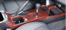 Discount accessories for rav4 - Car styling Interior decoration sticker Gear Panel for 16-18 RAV4 Gear panel decorative frame accessories 1pc set free s