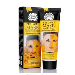 $enCountryForm.capitalKeyWord UK - Face Care Moisturizing Whitening Facial Mask 24K Gold Collagen Anti-Wrinkle Face Lifting Firming Peel Off Mask