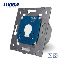 LivoLo switch dimmer online shopping - Livolo EU Standard Wall Light Remote Touch Dimmer Switch Without Glass Panel V VL C701DR