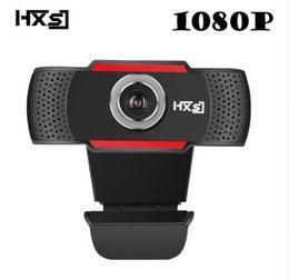 $enCountryForm.capitalKeyWord Australia - HXSJ USB Web Camera 1080P HD 2MP Computer Camera Webcams Built-In Sound-absorbing Microphone 1920 *1080 Dynamic Resolution