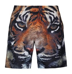 Board Shorts Veevan Brand Men Board Shorts Fashion Trend Graffiti 3d Printing Beach Shorts Quick-dry Short Swim Trunks Casual Shorts Pants