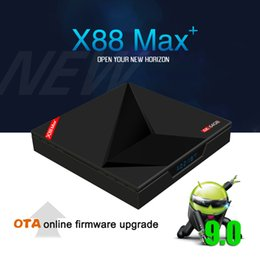 android set top box quad NZ - Dual Band Wifi Android 9.0 TV Box 4G 64G Smart TVbox RK3328 Quad Core Bluetooth Media Player USB 3.0 Set Top Box