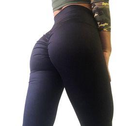 $enCountryForm.capitalKeyWord UK - KEIYUEM K Push up high waist leggings women fitness clothes 2018 tight ruched bodybuilding yoga pants Sport female running pant