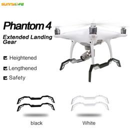 Landing gear dji phantom online shopping - Sunnylife DJI Heightened Landing Gear Skid Lengthened Landing Legs Camera Gimbal Protection Stabilizer for DJI Phantom