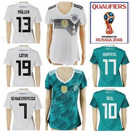 a9935902a ... 2017 10 podolski football soccer shirt jersey 4c2f0 370bc  promo code  for germany women jersey 2018 world cup soccer 11 miroslav klose 13 gerd  muller