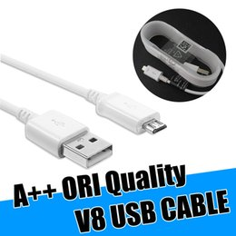 Discount micro - For Samsung S7edge High Speed 2.0 USB to Micro V8 Charging Sync Data Cable 5ft OEM Fast Charger Cord for Galaxy S7