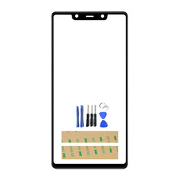 Touch Screen Mi UK - 5.88'' For Xiaomi Mi 8 SE New Front Outer Lens Screen Glass Replacement For Xiaomi Mi 8 SE 8SE Mi8 + 3M Tape And Tools