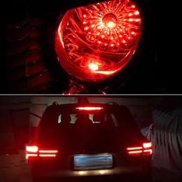 Bright reverse lights online shopping - 2x Super Bright S25 led COB SMD BA15S P21W Auto Car Signal Reverse Led Lights White Yellow Red DC V Auto Led