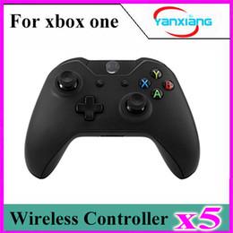 $enCountryForm.capitalKeyWord NZ - 5PCS New Original Bluetooth Controller For Xbox one Dual Vibration Wireless Joystick Gamepad For Microsoft Xbox One free shipping YX-one-01