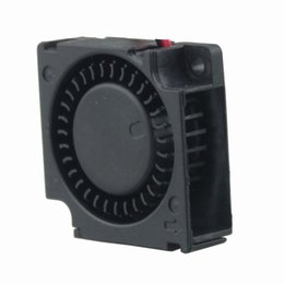 12v blower fan computer 2018 - Computer Components Fans Cooling Gdstime 5 Pieces Micro 3010 DC 12V 3D Printer Blower Cooling Fan 30 10mm 3cm 30x30x10mm