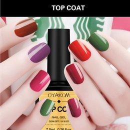 $enCountryForm.capitalKeyWord NZ - 2018 Hot Product Long Lasting Base Coat UV Gel Nail Polish Primer Nail Art Seal Bottom Glue Gift Dropshipping Wholesale