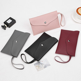 wholesale straw ladies handbags Australia - New wholesale simple fashion clutch bag large handbags change key bag factory outlet