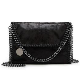 Chain Designs Handbags Australia - women shoulder bag 2018 New Fashion Womens Handbag Design Chain Casual Bag Women Shoulder Bags Clutch Bolsa Feminina Messenger Bags