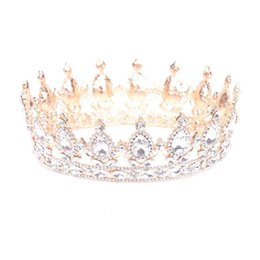 $enCountryForm.capitalKeyWord UK - Europe and the United States popular round crown wedding headdress wedding accessories bridal jewelry