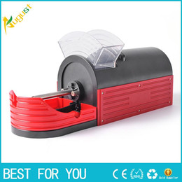 cigarette rolling machine tubes Canada - Usage Rolling Machine Electric Automatic Cigarette Rolling Machine Tobacco Roller Maker Cigarette tube 8mm Lady Cigarette