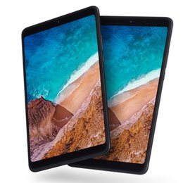 Tablet Octa Core Inch UK - Original Xiaomi Mi Pad 4 8.0 inch Chinese verison MiPad 4 Tablet wifi   LTE Snapdragon 660 Octa Core Tablet Android Mi