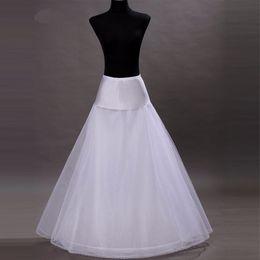 $enCountryForm.capitalKeyWord Australia - 2018 New Arrives 100% High Quality A Line Tulle Wedding Bridal Petticoat Underskirt Crinolines for Wedding Dress