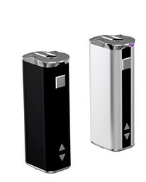 EcigarEttE box mods online shopping - Eleaf iStick W Box Mods Ecigarette Variable Wattage W mAh Battery Kit ecigs Box Mod no Adaptor