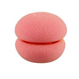Sponge Balls UK - Love Beauty Female 6pcs lot Magic Beauty Soft Sponge Hair Care Foam Balls Hair Curler 160905 Drop Shipping