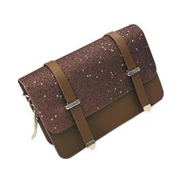 $enCountryForm.capitalKeyWord NZ - 2018 Zipper Bag women leather handbags Sequins PU Crossbody Coin Bags Shoulder Bag Handbag Purse For Teen Bolsa Feminina CC