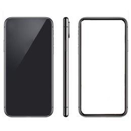 goophone x 5,5 дюйма 1G ram 4g ROM показать 256GB 4g lte разблокирован телефон реального 3G смартфон запечатанный