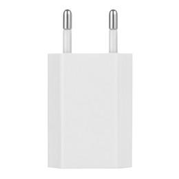 $enCountryForm.capitalKeyWord UK - 5W USB Power USB Adapter AC Travel Wall Charger for IPhone X 4s 5 5c 5s 6s 7 8 Plus IPad IPod for EU Plug 5V 1A Output USB Plug