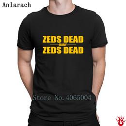 $enCountryForm.capitalKeyWord NZ - Zeds Dead Baby Tshirts Clothes S-Xxxl Hip Hop Customize Men's T Shirt Summer Short Sleeve Vintage Famous New Fashion