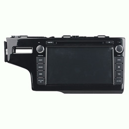 Radio honda fit online shopping - Car DVD player for Honda Fit inch GB RAM Octa core Andriod with GPS Steering Wheel Control Bluetooth Radio