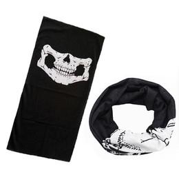 864066bcf35 Cycling Headwear Bike Face Mask Bicycle Caps Hat Cycle Wristband Skull  Magic Scarf 2018 Outdoor Sport Halloween Bandana ciclismo