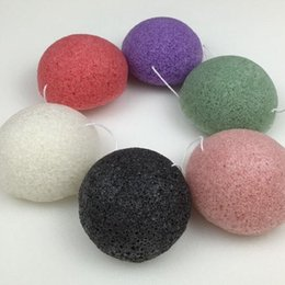 making tools 2019 - Konjac Sponge Puff Herbal Facial Sponges Pure Natural Konjac Vegetable Fiber Making Cleansing Tools For Face And Body CC