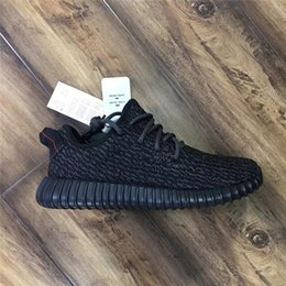 Turtle Dove Box Australia - 2019 Authentic 350S Kanye West Turtle Dove Blugra White AQ4832 Men Running Shoes Oxford Tan Lgtsto Sneakers Sports With Box