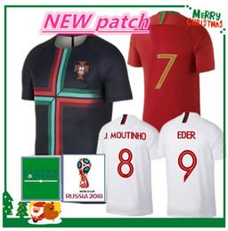 Soccer world cup t Shirt online shopping - 2018 CR7 World Cup Jersey NANI Football  Shirt 788a78ce7