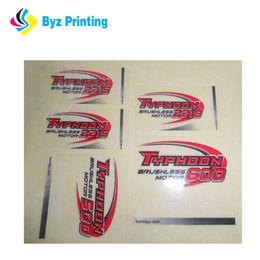 Benutzerdefinierte transparente personalisierte gestanzte China Art Vinyl Aufkleber selbstklebende wasserdichte Aufkleber Etiketten